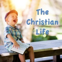 Sunday September 15th New Sermon Series - The Christian Life